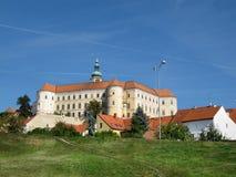 Mikulov Castle Стоковая Фотография