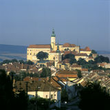 Mikulov, Czech Republic Stock Photo