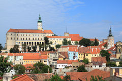 Mikulov, Czech Republic Stock Images