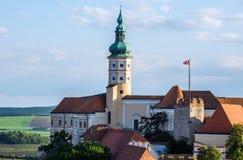 Mikulov in Czech Republic Royalty Free Stock Photos