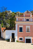 Mikulov (Nikolsburg) - Old Town House Royalty Free Stock Photography