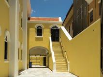 Mikvé Israel-Emanuel Synagogue  - Punda Stock Images