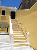 Mikvé Israel-Emanuel Synagogue  - Punda. Views around Punda old City  Willemstad Curacao Caribbean Stock Photos