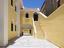 Mikvé Israel-Emanuel Synagogue  - Punda Royalty Free Stock Photos