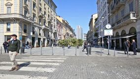Milán: Corso Como