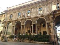 Milán de igualación romántico Italia histórica Foto de archivo