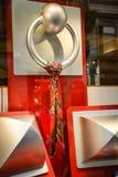 Milán, Italia - 24 de septiembre de 2017: Hermes almacena en Milán Fashi fotografía de archivo libre de regalías