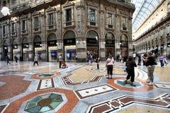 Milão Foto de Stock