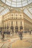 Milão 2015 Foto de Stock Royalty Free