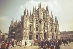Milão 2015 Imagem de Stock Royalty Free