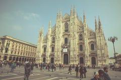 Milão 2015 Fotos de Stock Royalty Free