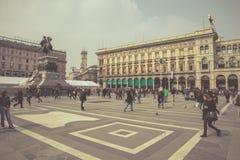 Milão 2015 Fotografia de Stock