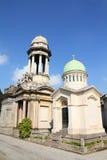 Milão - cemitério monumental Foto de Stock Royalty Free
