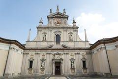 Milão: Certosa di Garegnano Fotografia de Stock