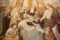 Milão - depósito de Christ imagem de stock royalty free