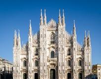 Milão, domo foto de stock royalty free