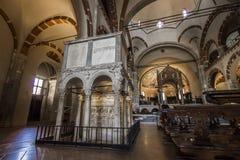 Milão, Itália Fotografia de Stock
