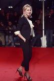 MILÃO, ITÁLIA - 2 DE MARÇO: Naomi Watts atende à beleza extrema no partido de Vogue no della Ragione de Palazzina Imagem de Stock