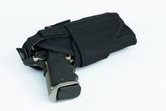 .357 milímetro. arma Foto de archivo libre de regalías