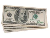 Mil dólares Imagem de Stock