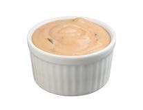 Mil limpezas da salada do console Foto de Stock