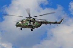 Mil mi-17 ισχίο Στοκ φωτογραφίες με δικαίωμα ελεύθερης χρήσης