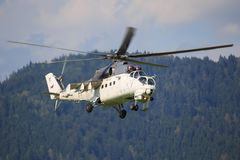 Mil Mi 24 Stockfotos