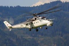 Mil Mi 24 Στοκ φωτογραφίες με δικαίωμα ελεύθερης χρήσης