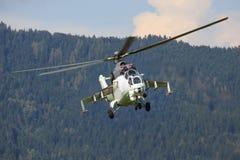 Mil Mi 24 Στοκ φωτογραφία με δικαίωμα ελεύθερης χρήσης
