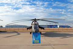 Mil Mi-35 Stock Photography