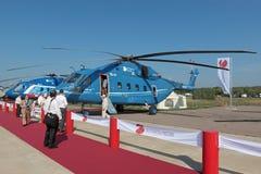 Mil Mi-38 Stock Image