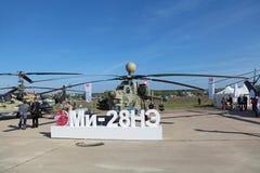 Mil Mi-28 Obrazy Royalty Free