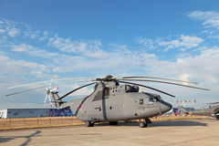 Mil. Mi-26 Foto de Stock Royalty Free