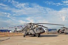 Mil. Mi-8 Imagens de Stock Royalty Free