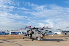 Mil Mi-28 (nome 'distruzione' di segnalazione di NATO) Fotografia Stock
