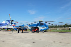 Mil Mi-8 T Stock Image