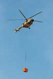 Mil Mi-17 Royalty Free Stock Photography