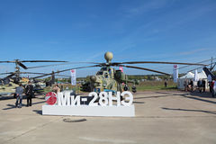 Mil Mi-28 Royalty Free Stock Images