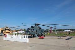 Mil Mi-8 Stock Images