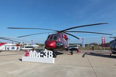 Mil Mi-38 Stock Images