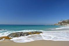 Mil playas de los pasos, Laguna Imagenes de archivo