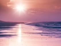 80 mil strand Australien Royaltyfria Foton