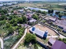Mila 23 Danube Delta Romania. Traditional fisherman village in D. Anube Delta Royalty Free Stock Photos