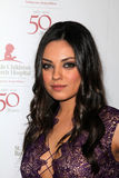 Mila Kunis Lizenzfreies Stockfoto