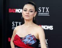 Mila Kunis Royalty-vrije Stock Afbeeldingen