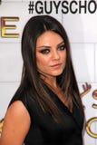 Mila Kunis al punto TV 2012   Immagini Stock Libere da Diritti