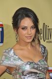 "Mila Kunis. At the Los Angeles premiere of her new movie ""Extract"" at the Arclight Theatre, Hollywood. August 24, 2009  Los Angeles, CA Picture: Paul Smith / Stock Photo"