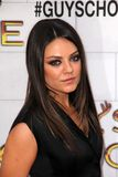 Mila Kunis at Spike TV's 2012  Royalty Free Stock Images