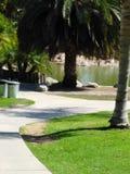 Mila kwadrata park Obraz Royalty Free