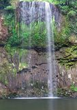 Milaa. Falls in far North Queensland Royalty Free Stock Image
